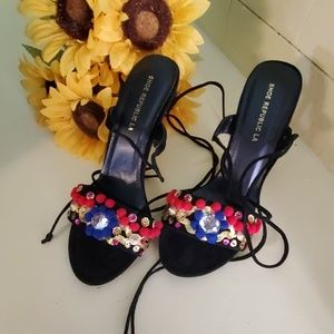 Beautifull new Sandals multicolor